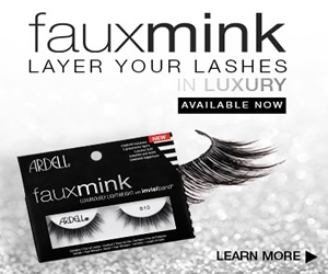 Layer your lashes in luxury